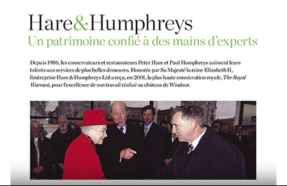 Hare Humphreys
