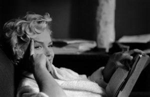 Elliott Erwitt USA. New York. US actress Marilyn MONROE. 1956. © Elliott Erwitt / Magnum Photos