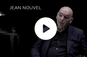 Interview Jean Nouvel video by Patricia d'Oreye