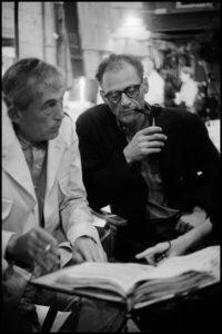 Erich Hartmann Arthur Miller Misfits