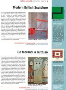 L'éventail Magazine Agenda Culturel Londres Janvier 2011