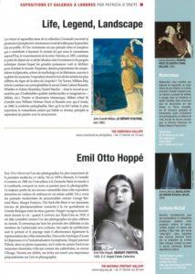 L'éventail Magazine Agenda Culturel Londres Février 2011