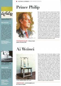 L'éventail Magazine Agenda Culturel Londres Mai 2011