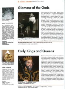 L'éventail Magazine Agenda Culturel Londres Septembre 2011