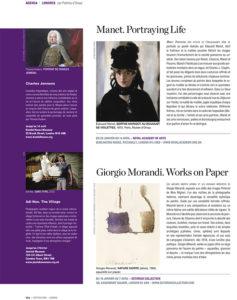 L'éventail Magazine Agenda Culturel Londres Janvier 2013
