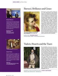 L'éventail Magazine Agenda Culturel Londres Mars 2013