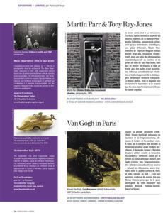 L'éventail Magazine Agenda Culturel Londres Septembre 2013