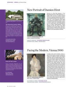 L'éventail Magazine Agenda Culturel Londres Octobre 2013