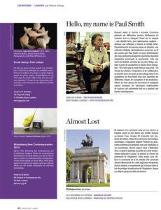 L'éventail Magazine Agenda Culturel Londres Décembre 2013