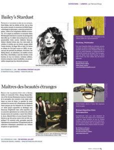 L'éventail Magazine Agenda Culturel Londres Février 2014