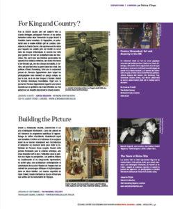 L'éventail Magazine Agenda Culturel Londres Mai 2014