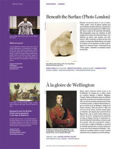 L'éventail Magazine Agenda Culturel Londres Mai 2015