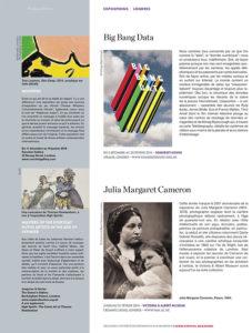 L'éventail Magazine Agenda Culturel Londres Décembre 2015