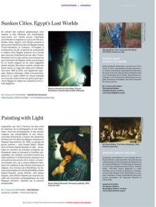 L'éventail Magazine Agenda Culturel Londres Mai 2016