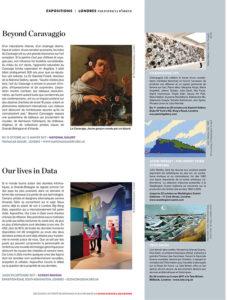 L'éventail Magazine Agenda Culturel Londres Octobre 2016