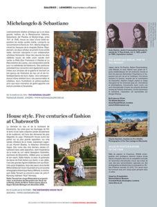 L'éventail Magazine Agenda Culturel Londres Mars 2017