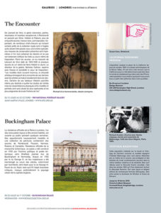 L'éventail Magazine Agenda Culturel Londres Juin 2017