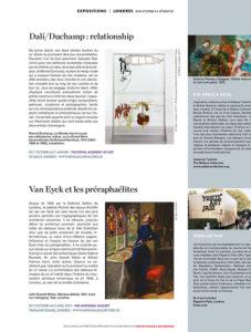 L'éventail Magazine Agenda Culturel Londres Octobre 2017