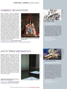 L'éventail Magazine Agenda Culturel Londres Décembre 2017