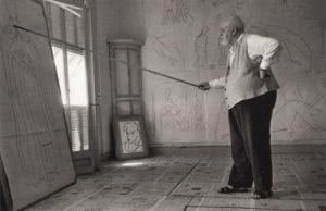 Robert Capa Matisse
