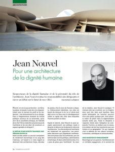 Jean Nouvel Interview Novembre 2016