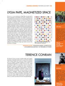 L'éventail Magazine Agenda Culturel Londres Octobre 2011