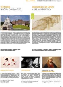 L'éventail Magazine Agenda Culturel Londres Mai 2019