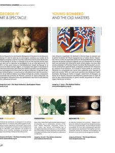 L'éventail Magazine Agenda Culturel Londres Decembre 2018